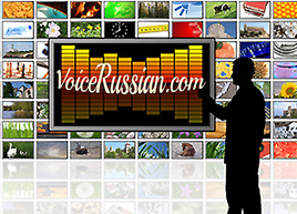 Services of Russian voiceover artists